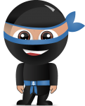 Recruitment Ninja - Blue Belt