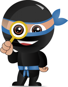 Blue belt ninja_magnifying glass_01