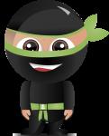 Recruitment Ninja - Green Belt