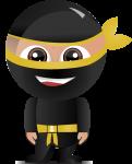 Recruitment Ninja - Yellow Belt